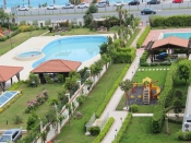 Sea wiev Flats in antalya