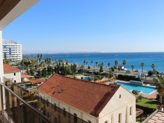 Sea front Oriza Park 4+1 Apartment For Sale