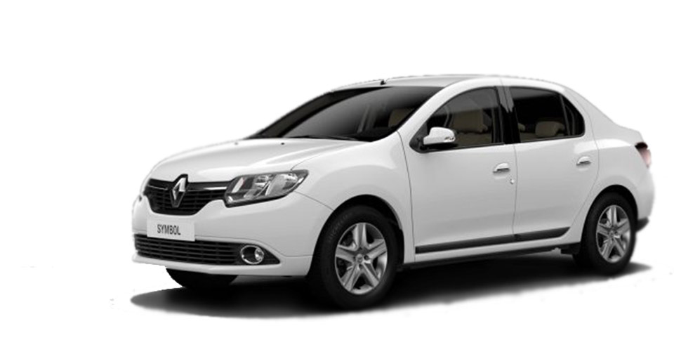 Rent a car Renault Symbol Dizel